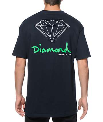 Diamond Supply Co. SEA OG Sign T-Shirt