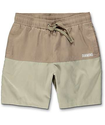 Diamond Supply Co. Speedway Hybrid Board Shorts