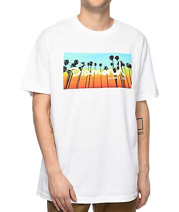 Diamond Supply Co. Twilight White T-Shirt