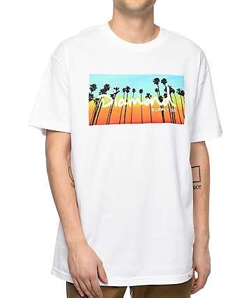 Diamond Supply Co. Twilight camiseta blanca