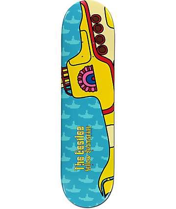 "Diamond Supply Co. x The Beatles Yellow Submarine 8.0"" Skateboard Deck"
