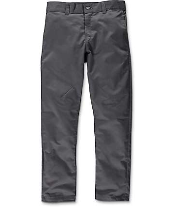 Dickies 67 Charcoal Twill Dropped Taper Fit Pants