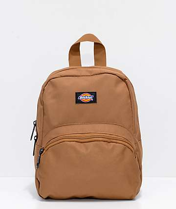 Dickies Brown Duck Mini Backpack