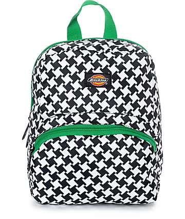Dickies Dog Checker mochila mini