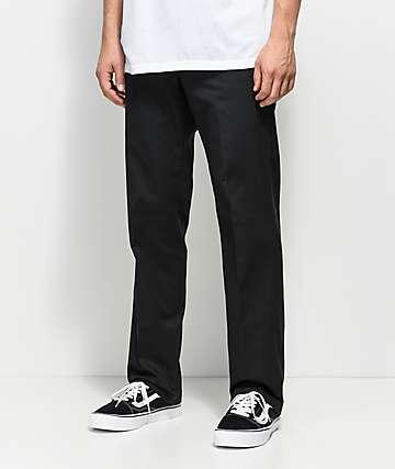 Dickies Industrial Work Black Pants