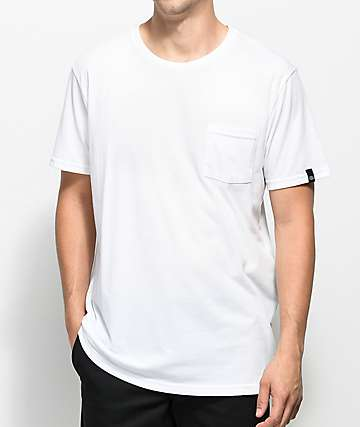 Dickies White Pocket T-Shirt