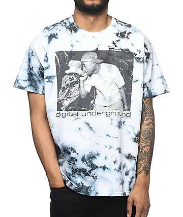 Digital Underground Tie Dye T-Shirt