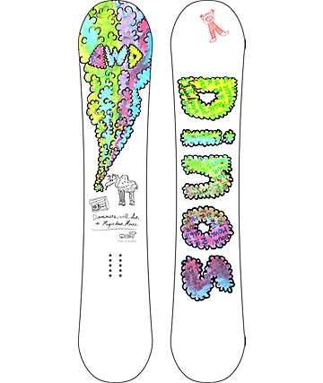 Dinosaurs Will Die Maet 152cm Snowboard