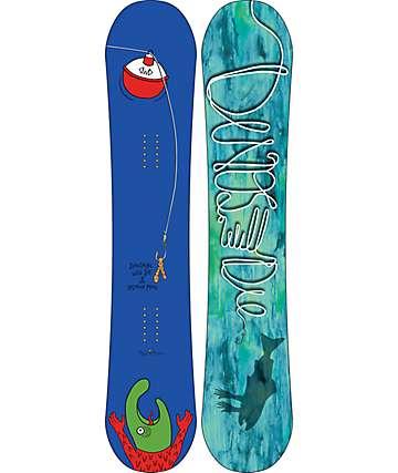 Dinosaurs Will Die Maet 158cm Snowboard