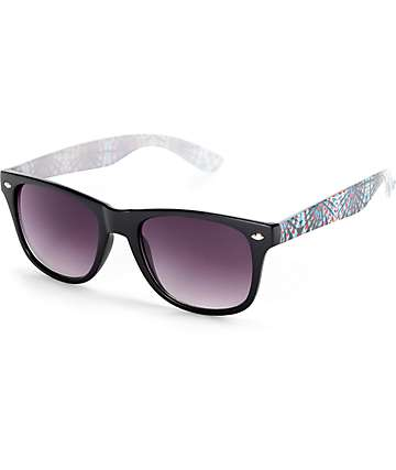 Dippy Tie Dye Sunglasses