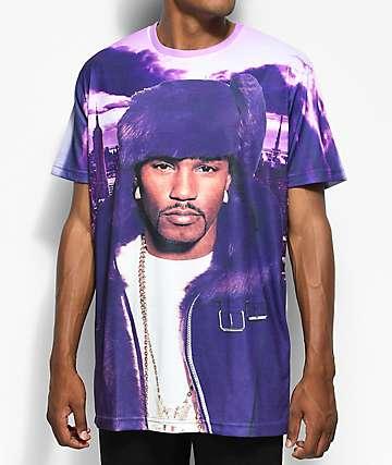 Dipset Camron Purple Haze camiseta sublimado