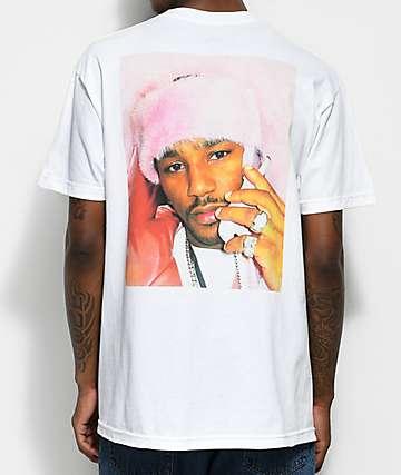 Dipset Pink Camron White T-Shirt