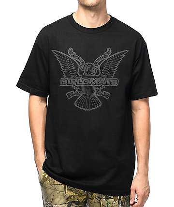 Dipset camiseta negra
