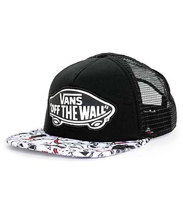 Disney x Vans Dalmatian Trucker Hat
