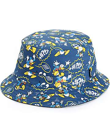 Disney x Vans Donald Duck Reversible Bucket Hat
