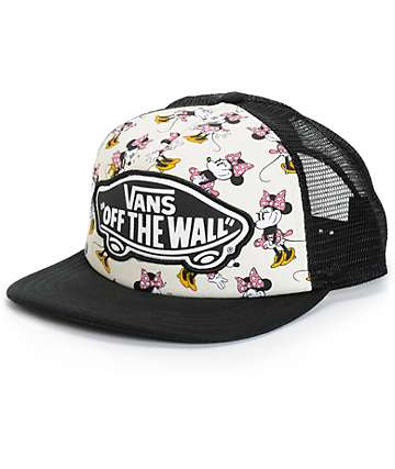 Disney x Vans Minnie Mouse Trucker Hat