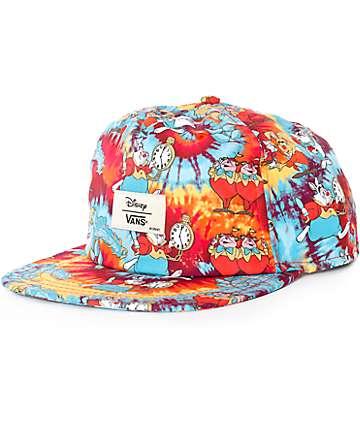 Disney x Vans Wonderland Snapback Hat