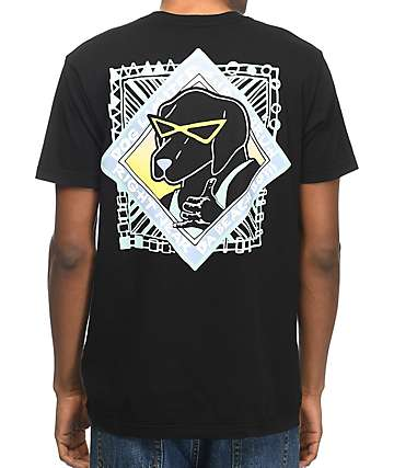 Dog Limited Beach Boi Black T-Shirt
