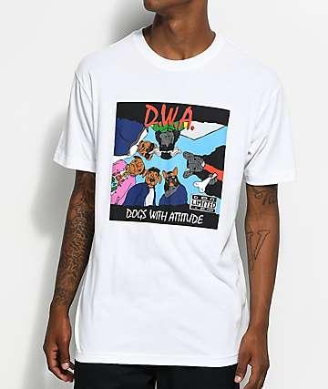 Dog Limited DWA White T-Shirt