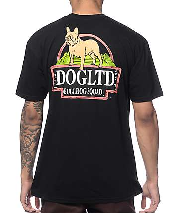 Dog Limited Dog Lodge Black T-Shirt