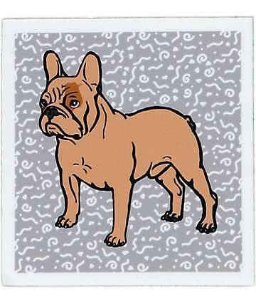 Dog Limited Frenchie Sticker