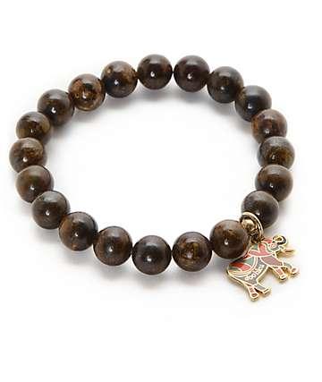Doohku Jewelry Bronzite Bracelet