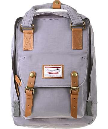 Doughnut Macaroon Lavender Backpack