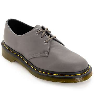 Dr. Martens 1461 Virginia 3 Eye Lead Shoes
