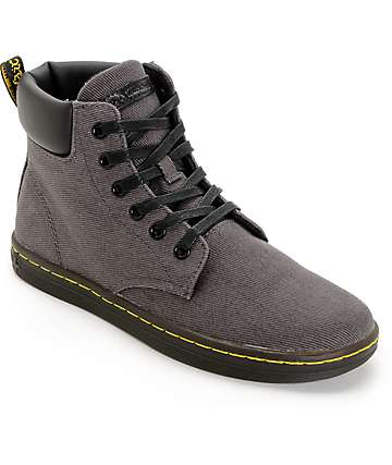 Dr. Martens Maelly Lead Canvas Boots