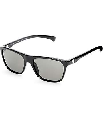 Dragon Carry On Jet Grey Sunglasses