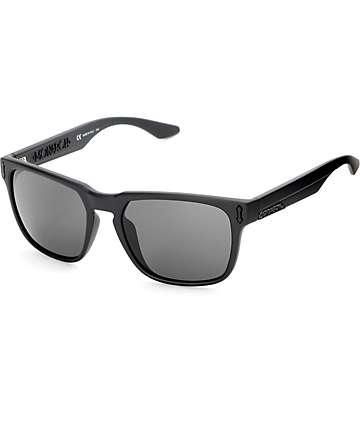Dragon Monarch Matte Black & Grey Sunglasses