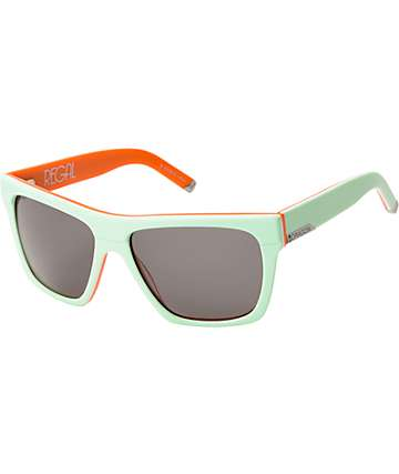 Dragon Regal Mint Tango & Grey Sunglasses