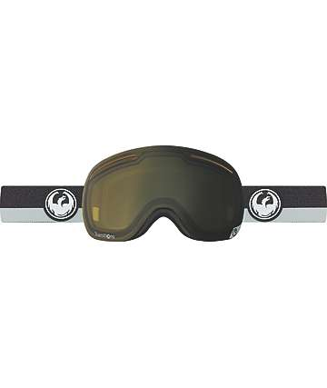 Dragon X1 Flux Grey Transitions Yellow Goggles