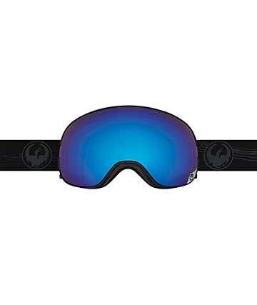 Dragon X2 Iguchi Blue Steel Snowboard Goggles