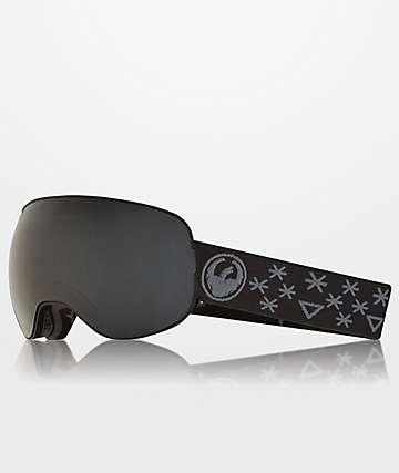 Dragon X2 Iguchi Dark Smoke Snowboard Goggles
