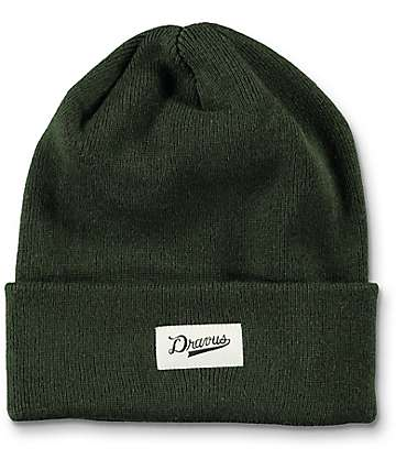 Dravus Alden Timber Green Beanie