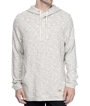 Dravus Bernal Crossneck Grey Hoodie