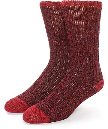 Dravus Big Foot Camp Crew Socks