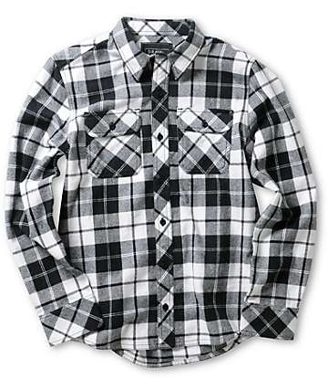 Dravus Boys Good News Flannel Shirt