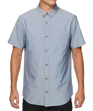 Dravus Camano Oxford Button Up Shirt