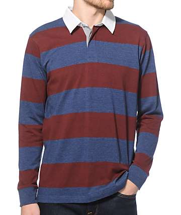 Dravus Cambridge Long Sleeve Polo Shirt