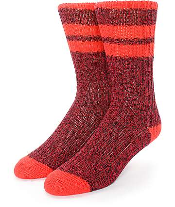 Dravus Camp Ten Camp Crew Socks