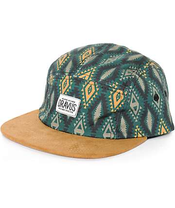 Dravus Cedar Dr 5 Panel Hat