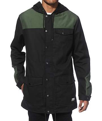 Dravus Close Call Canvas Jacket