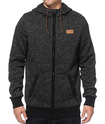 Dravus Duffel Insulated Zip Up Hoodie