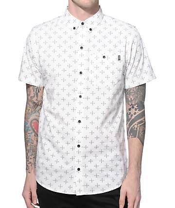 Dravus Flicker Foulard Button Up Shirt