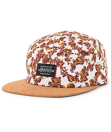 Dravus Forage 5 Panel Hat