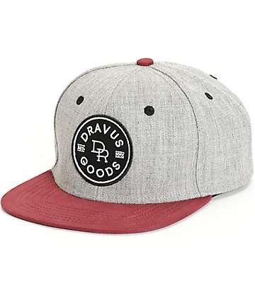 Dravus Goods Snapback Hat