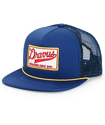 Dravus Highpoint Trucker Hat