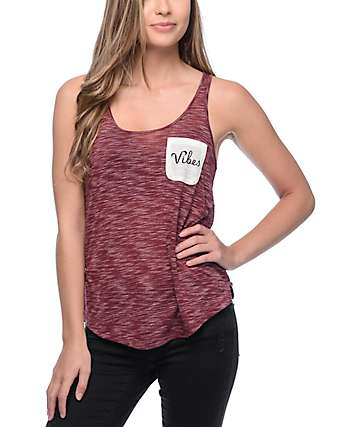 Dravus Kasem Adventure Pocket Tank Top